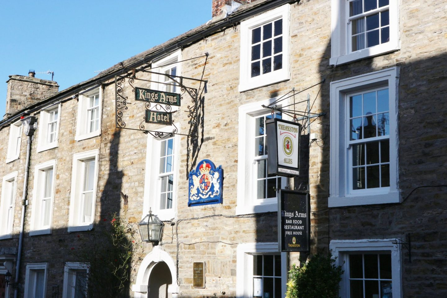 the kings arms askrigg