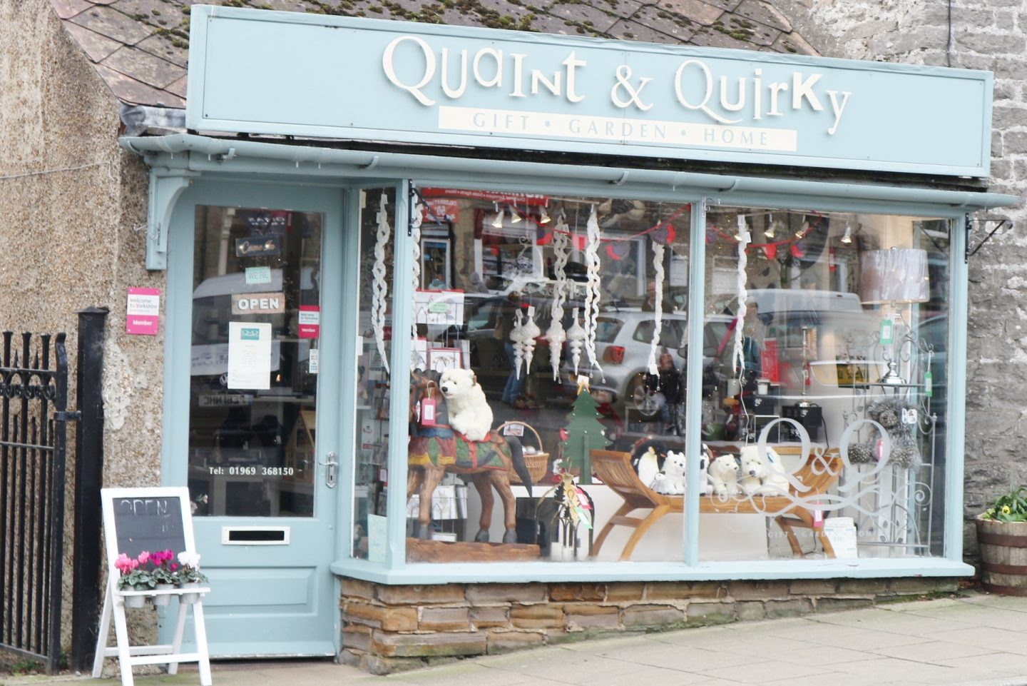 quaint and quirky leyburn