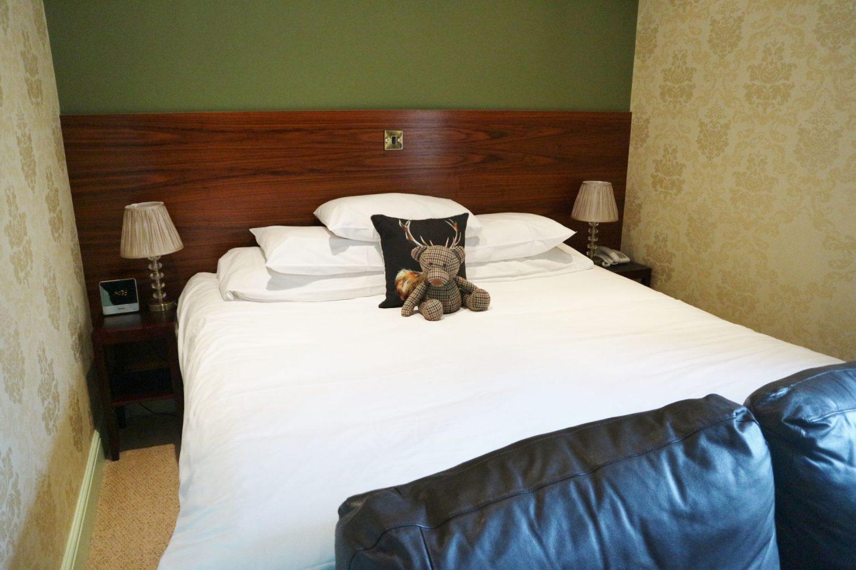 blackaddie hotel room
