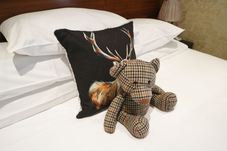 blackaddie hotel bed