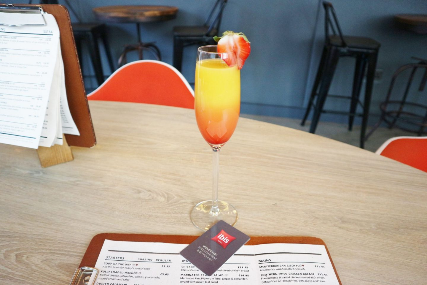 ibis cocktail