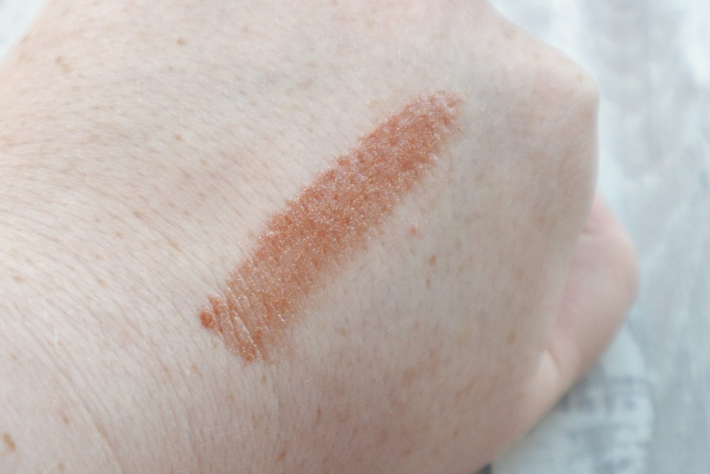 Buxom Full-On Lip Polish in Sarina swatch