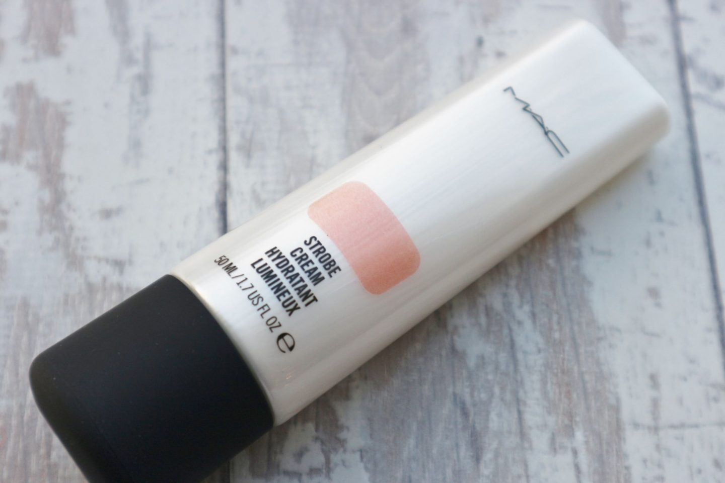 MAC Strobe Cream in Peachlite