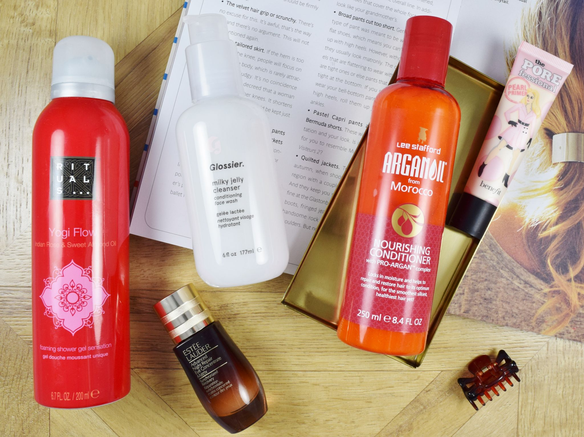 beauty product recommendations