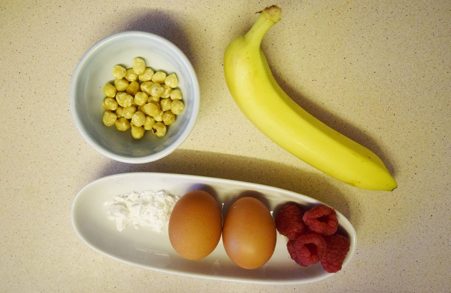 banana pancake ingredients