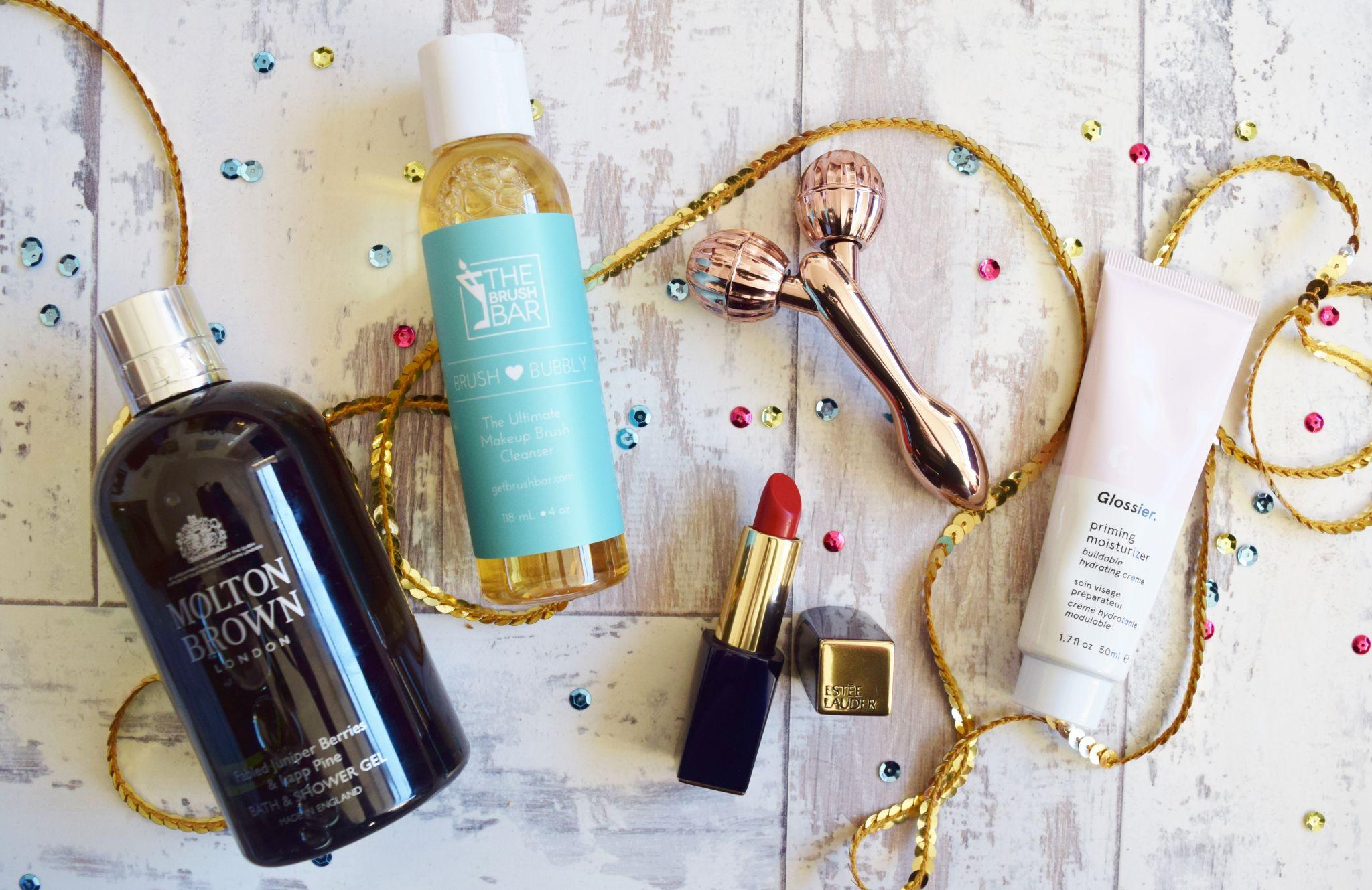 December 2017 Beauty Favourites