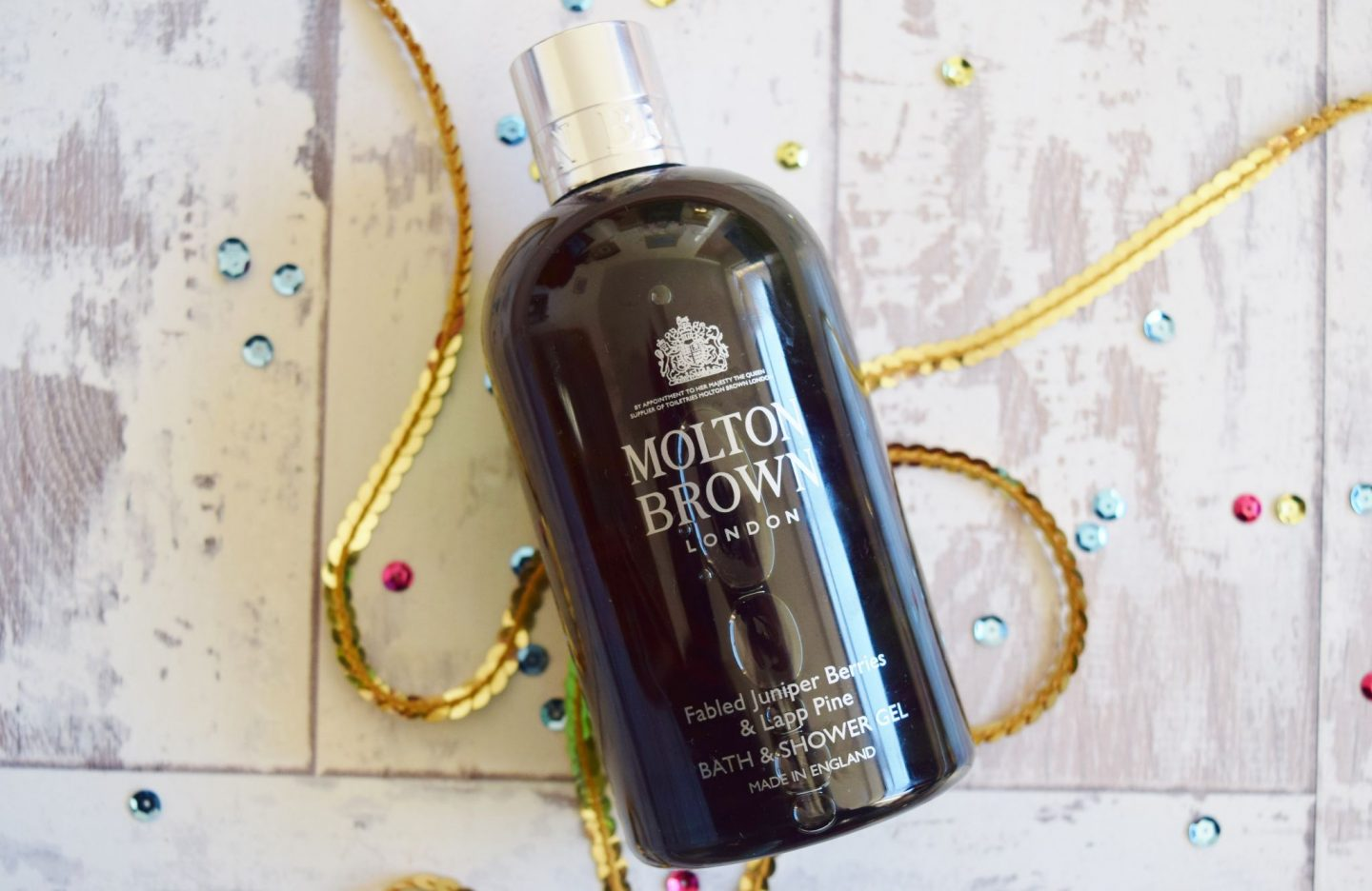 Molton Brown Fabled Juniper Berries & Lapp Pine Bath & Shower Gel