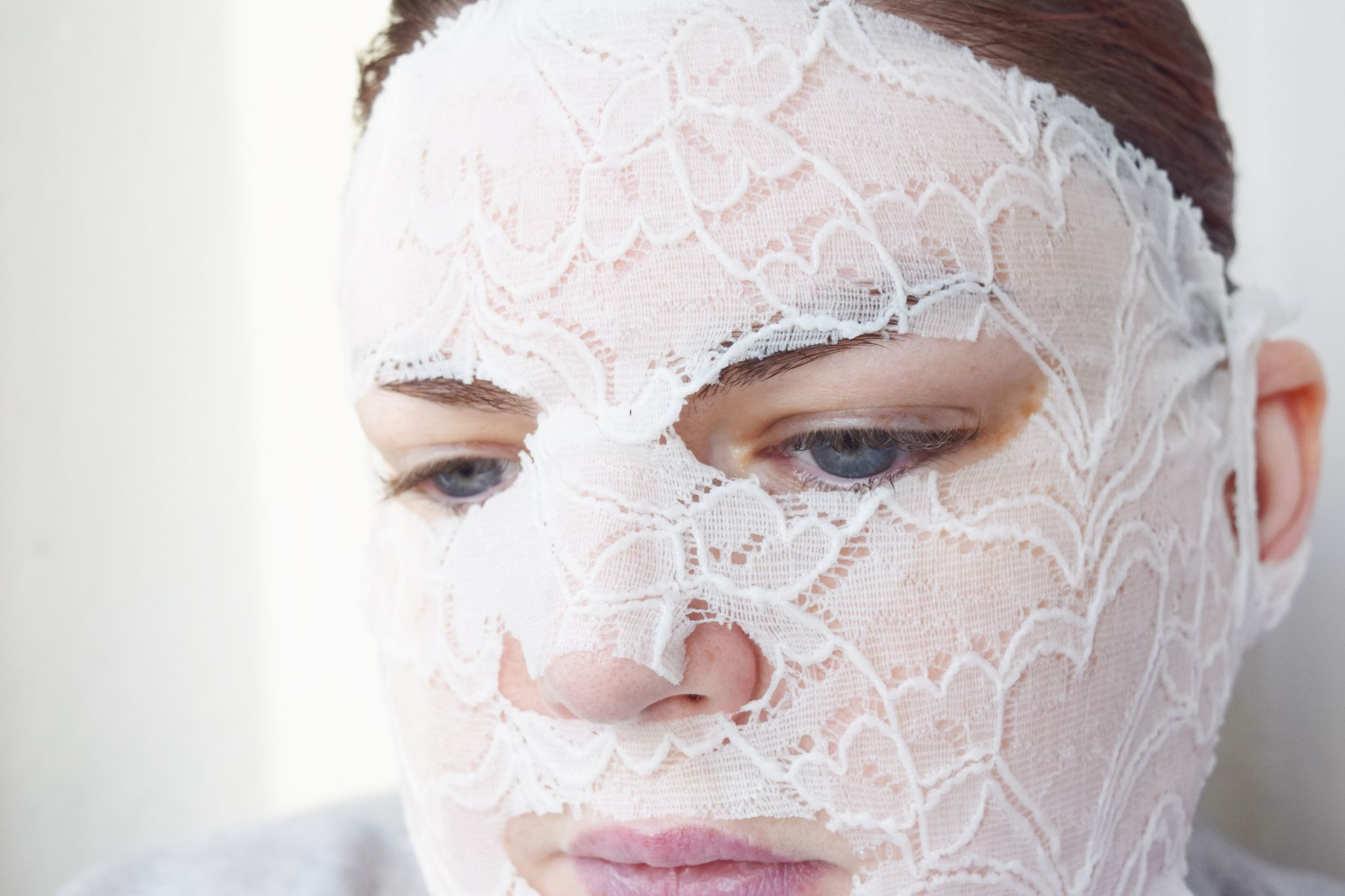 dermovia lace your face mask