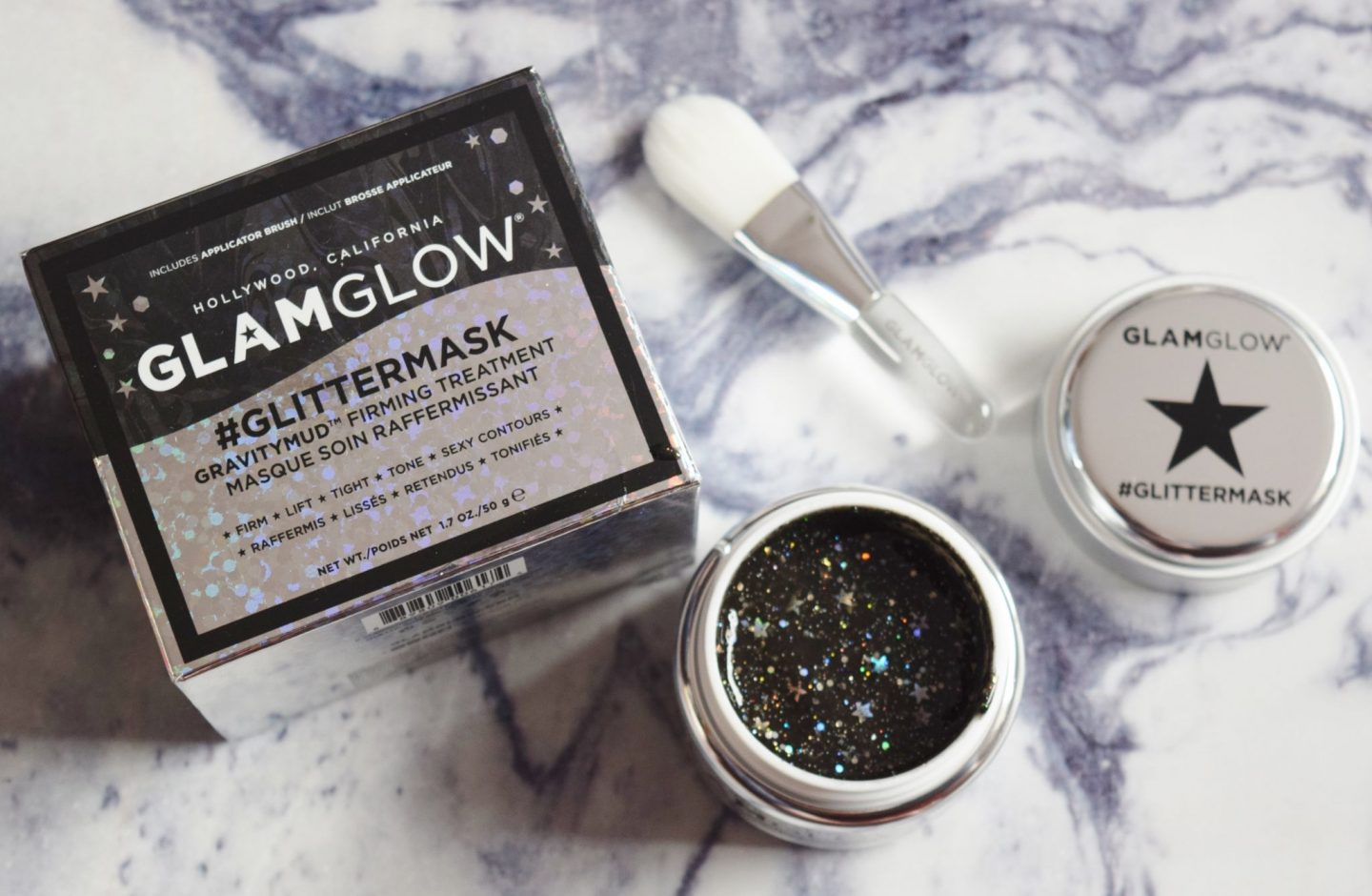 GLAMGLOW Gravity Mud Firming Treatment #Glittermask