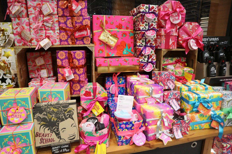 lush valentine's gift sets