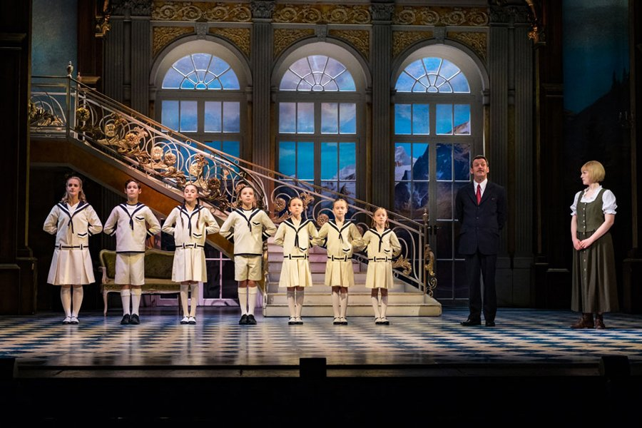 sound of music 2018 uk tour