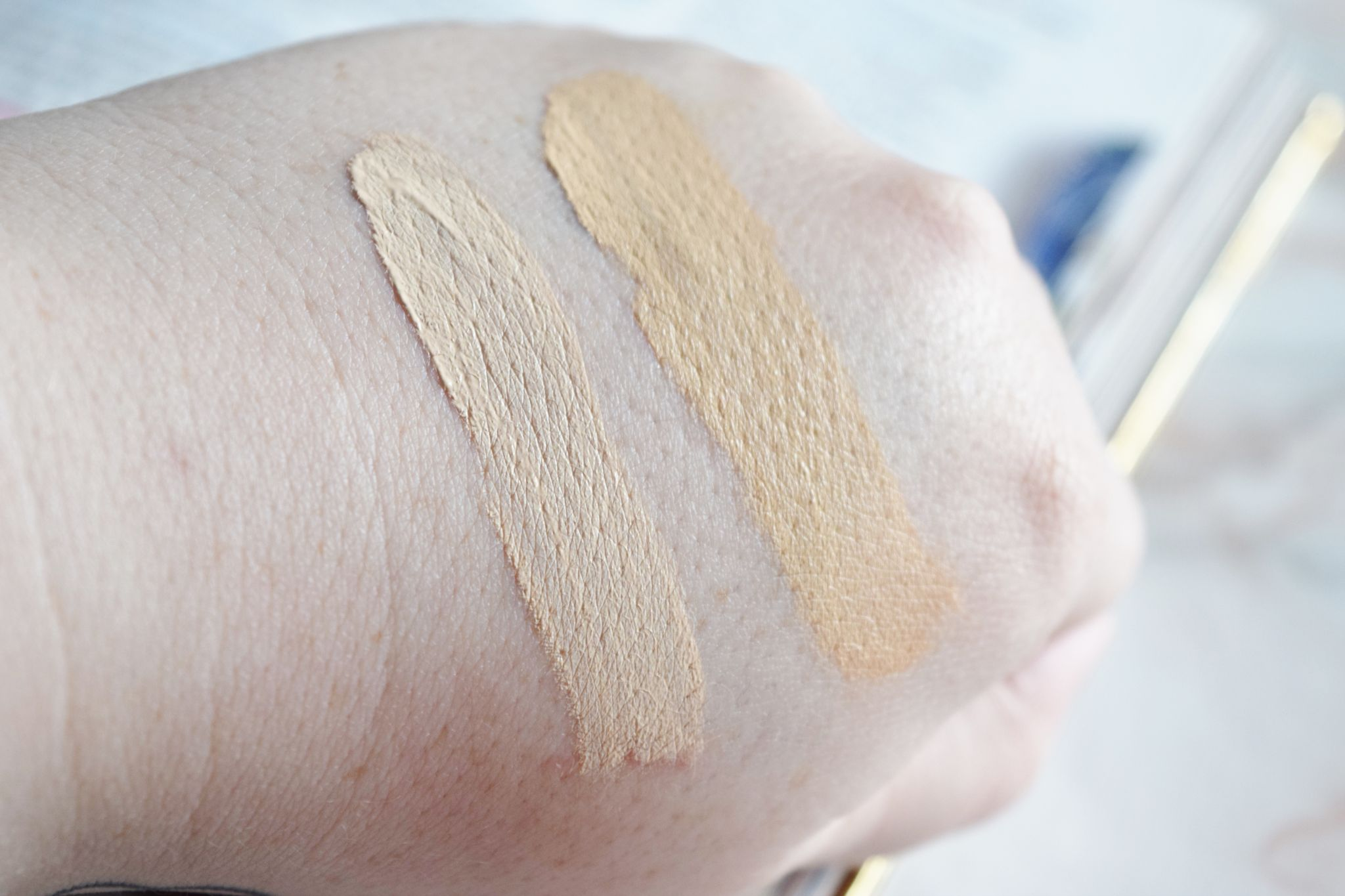 Under eye concealers for mature skin and dark circles