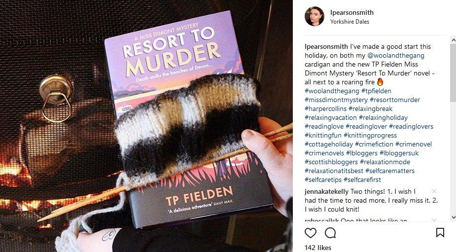 t.p. fielden resort to murder