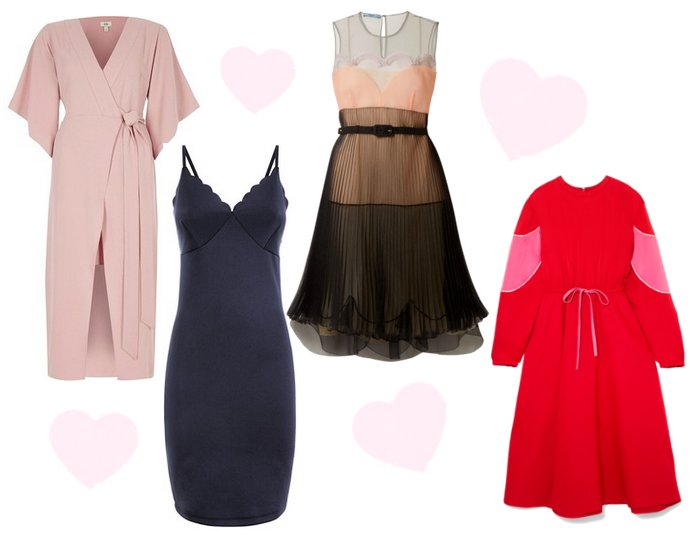 valentine's dress edit