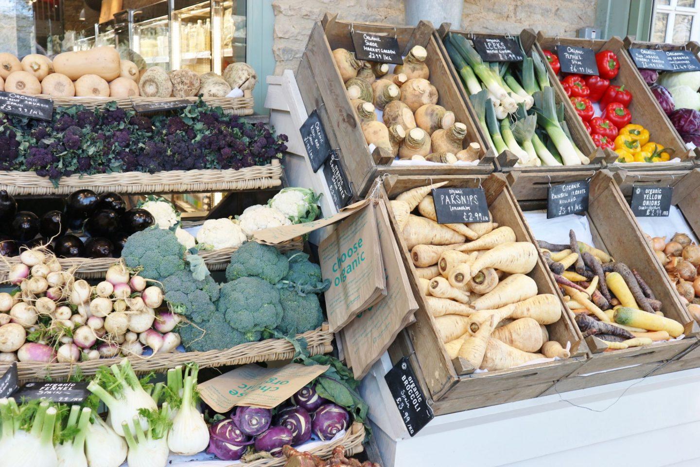 daylesford farm produce