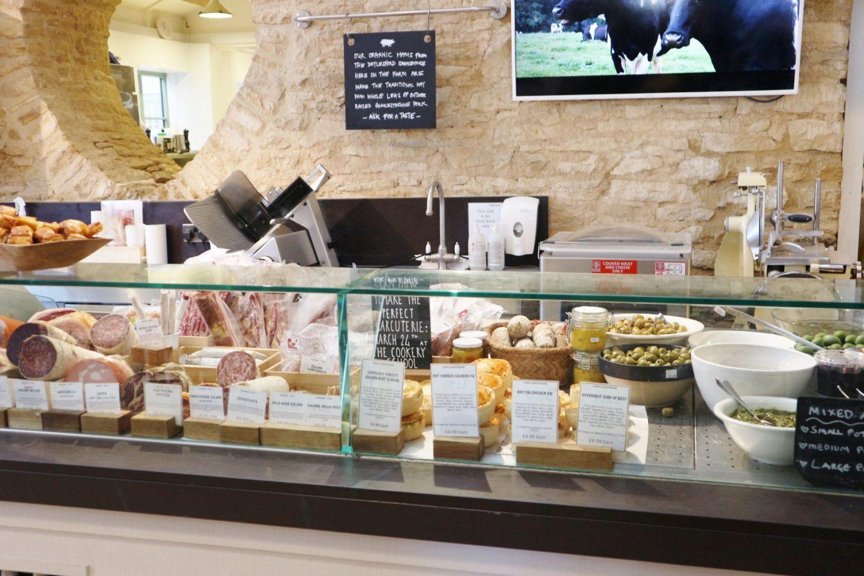 daylesford farm food