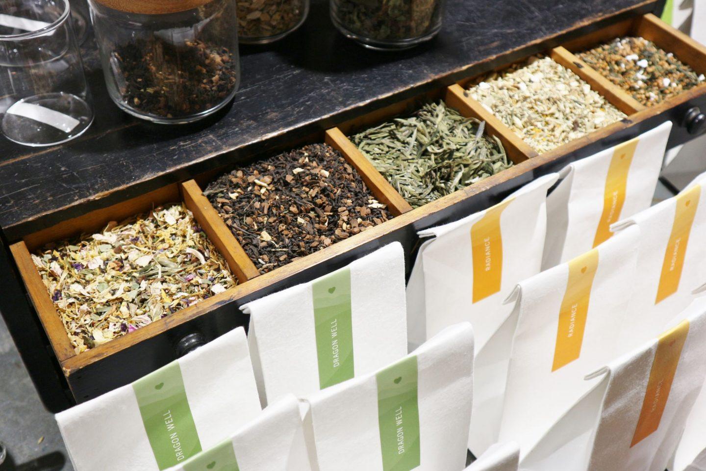 daylesford farm tea