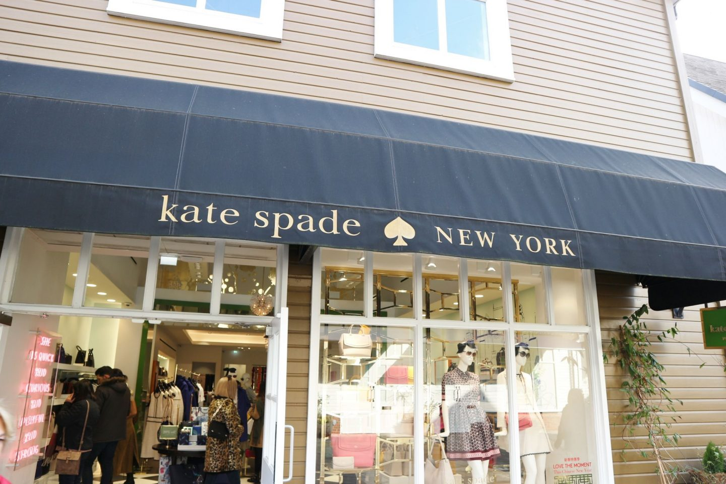 kate spade store bicester village