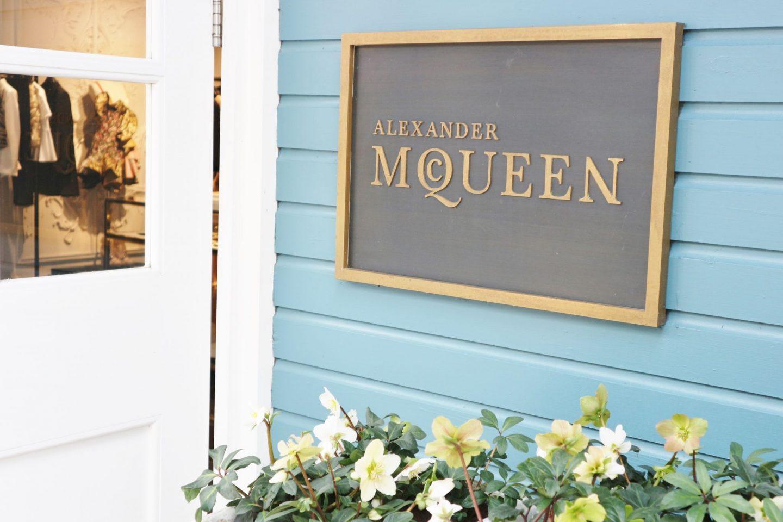alexander mcqueen bicester village
