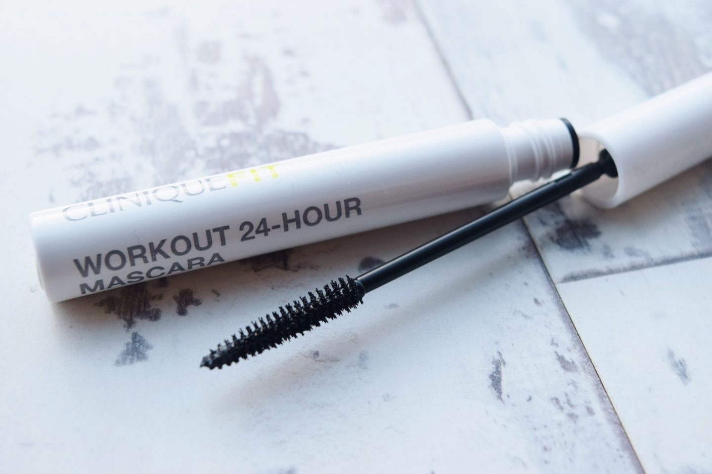 CliniqueFIT Workout 24-Hr Mascara
