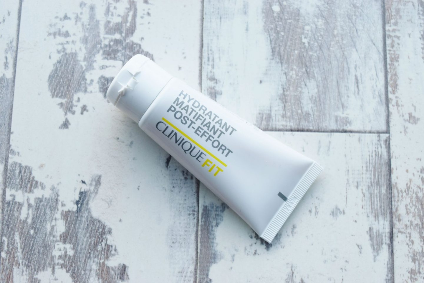 CliniqueFIT Post-Workout Mattifying Moisturiser