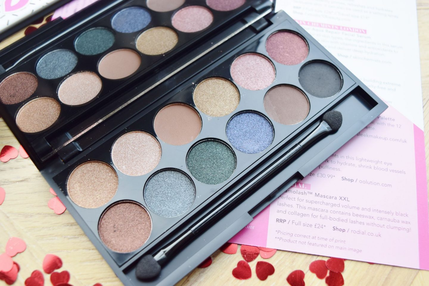Sleek MakeUP Divine Eyeshadow Palette