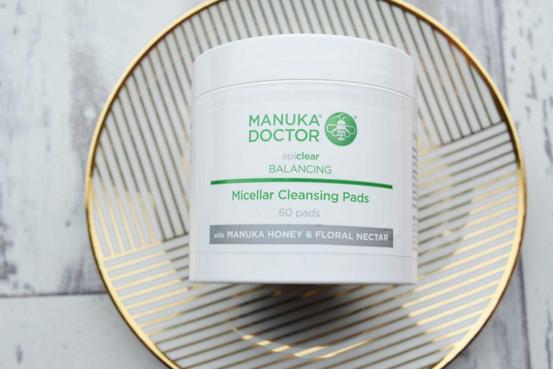 Manuka Doctor Micellar Cleansing Pads