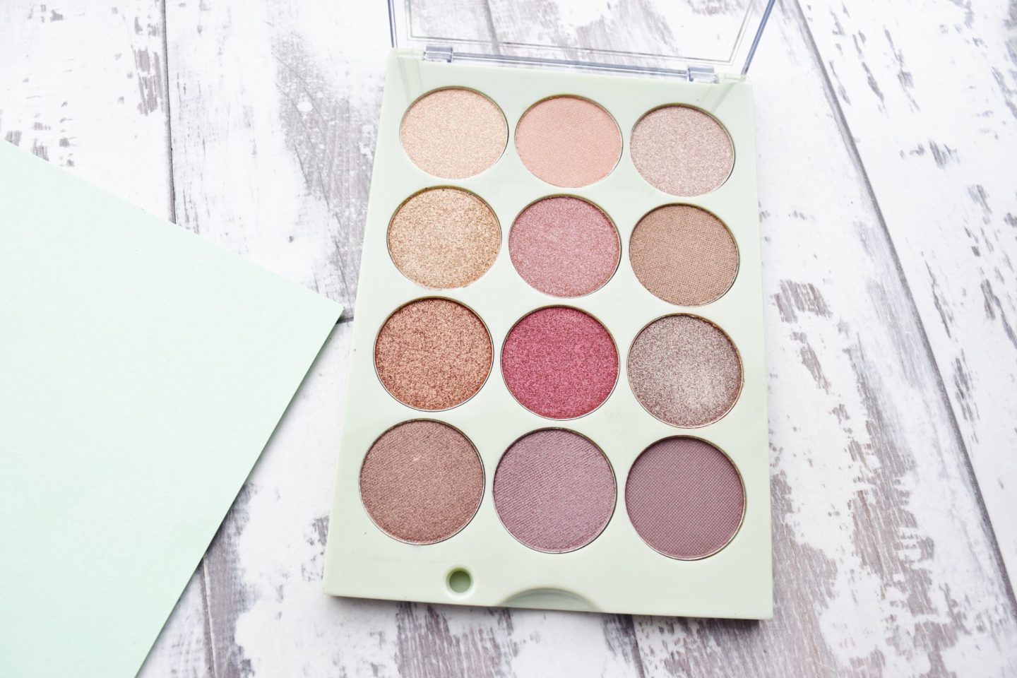 Pixi Beauty Eye Reflections Shadow Palette