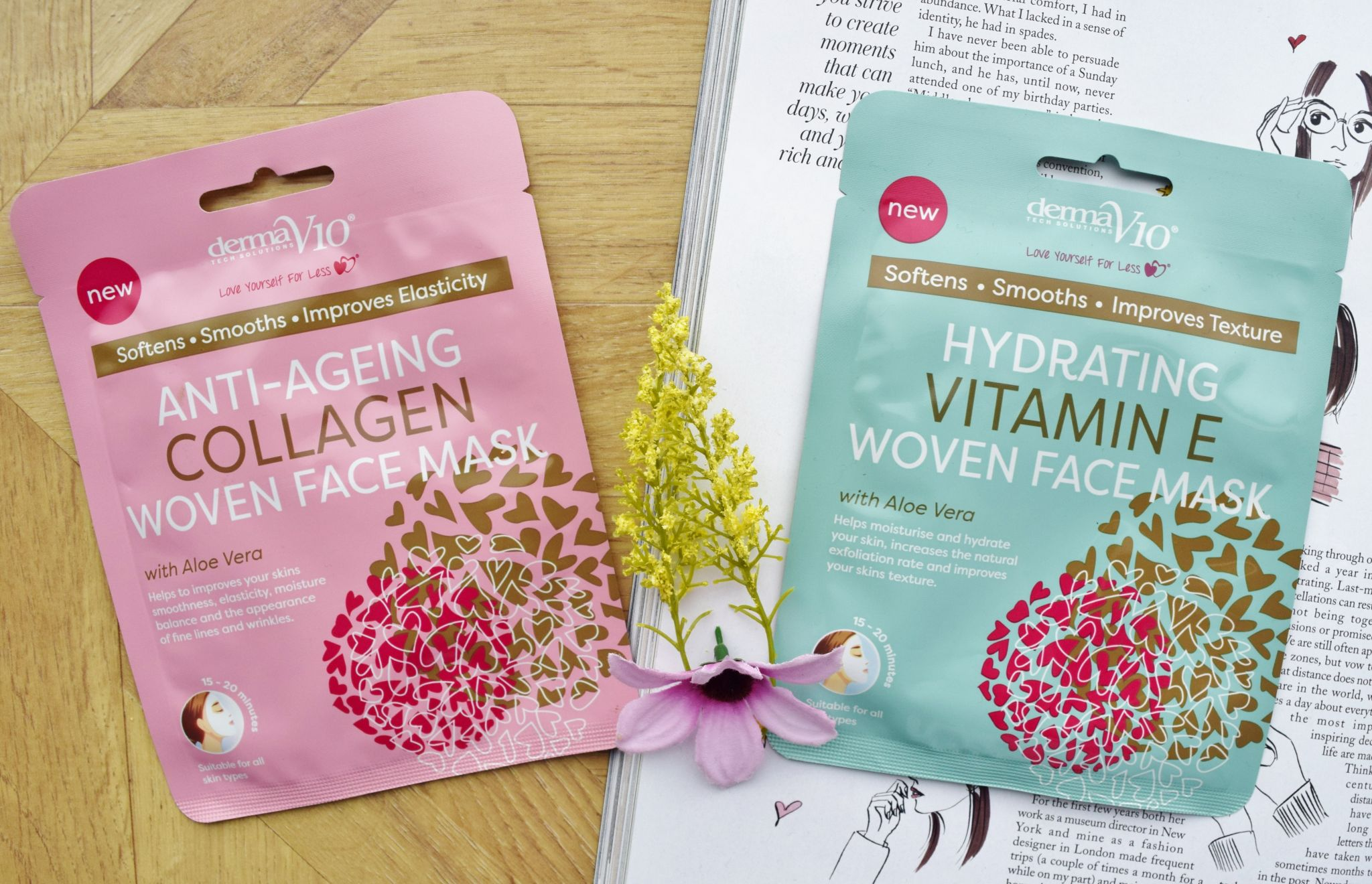 bargain sheet masks