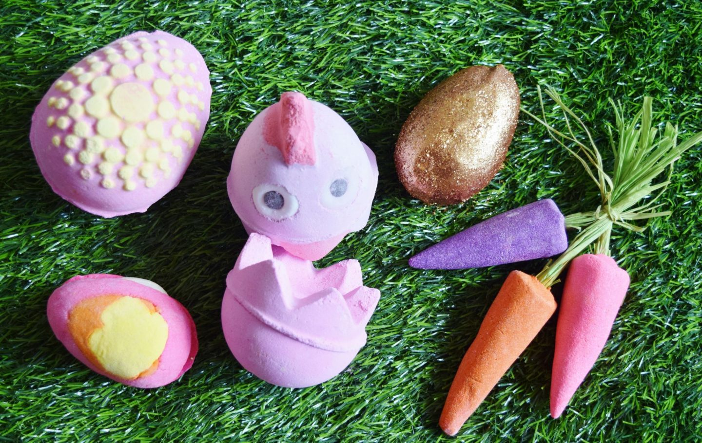 lush easter 2018 products