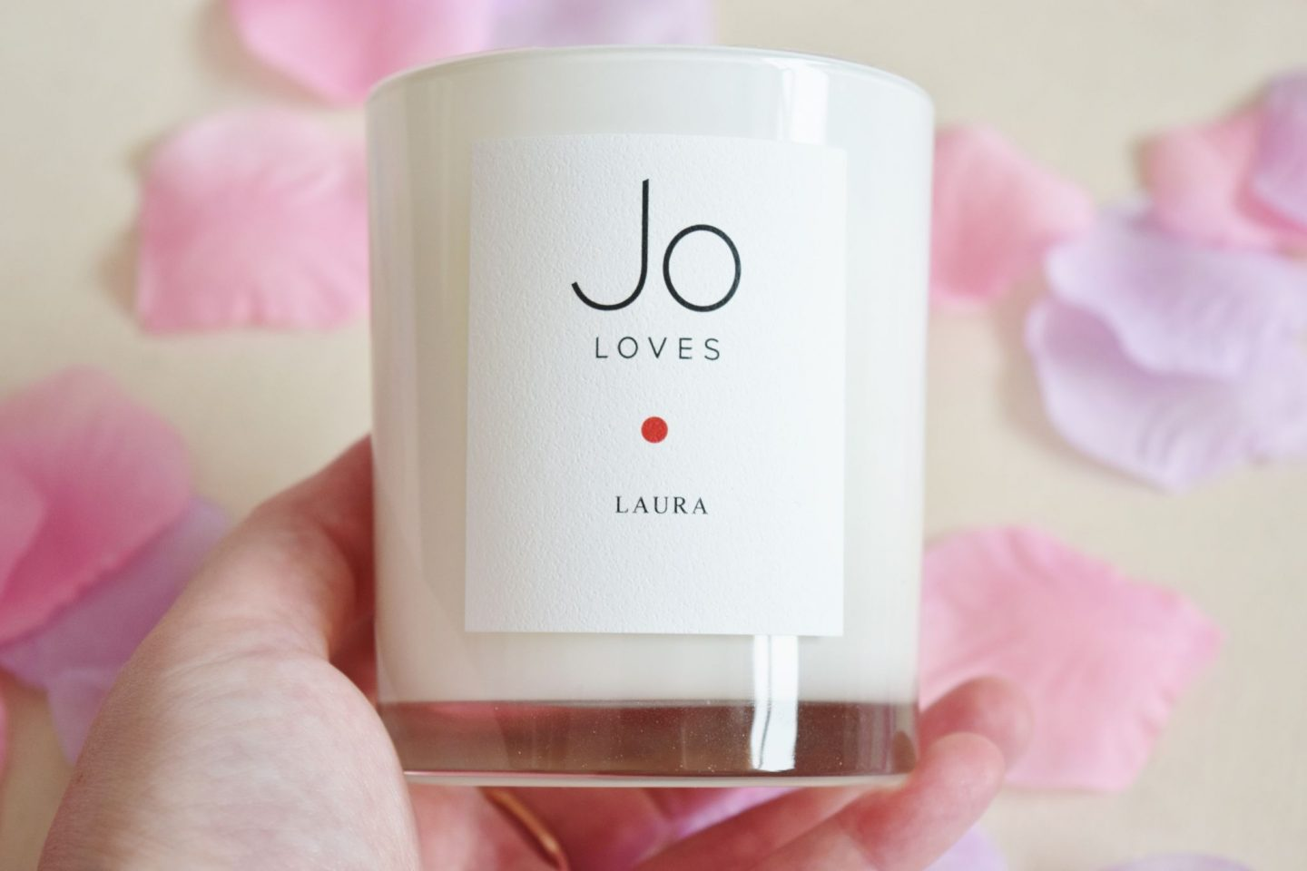Jo Loves Personalised Pomelo Candle