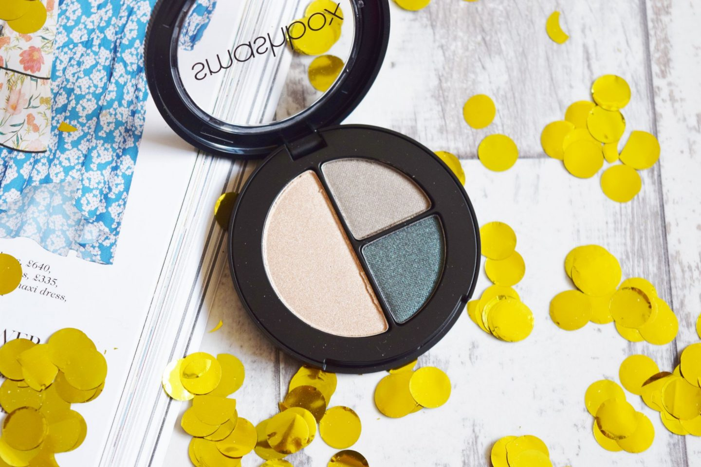 Smashbox Photo Edit Eyeshadow Trio in Day Rate