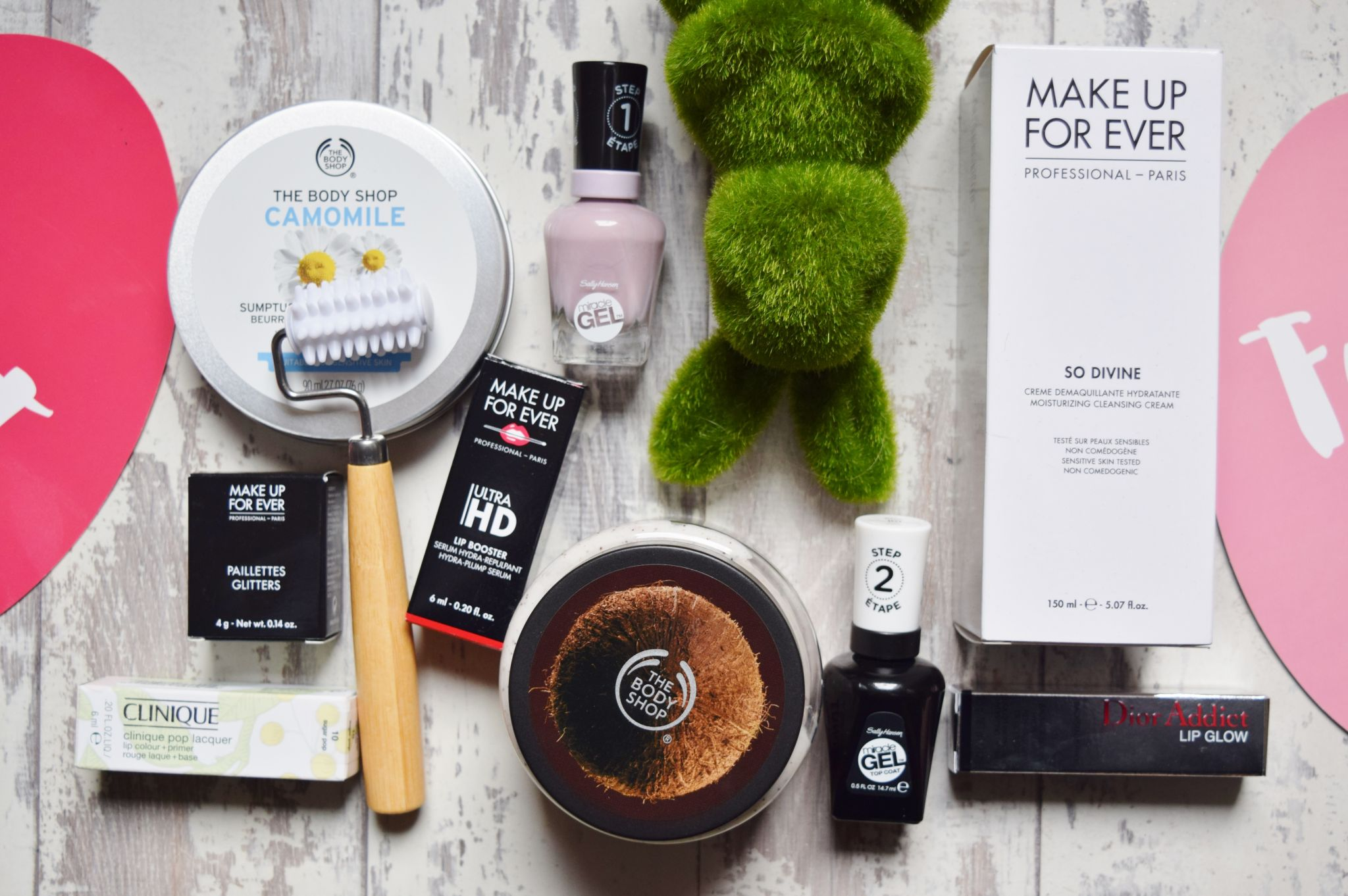 easter beauty haul