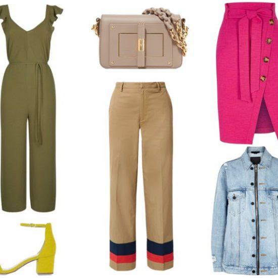 fashion collage