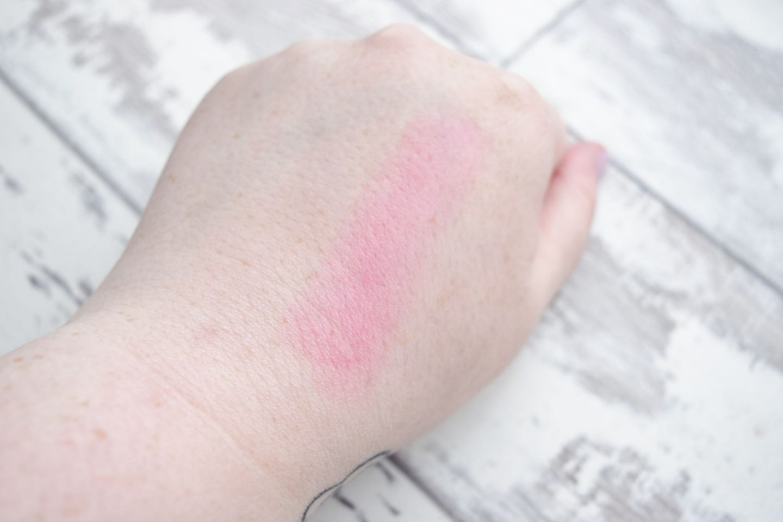 dior addict lip glow 007 raspberry swatch