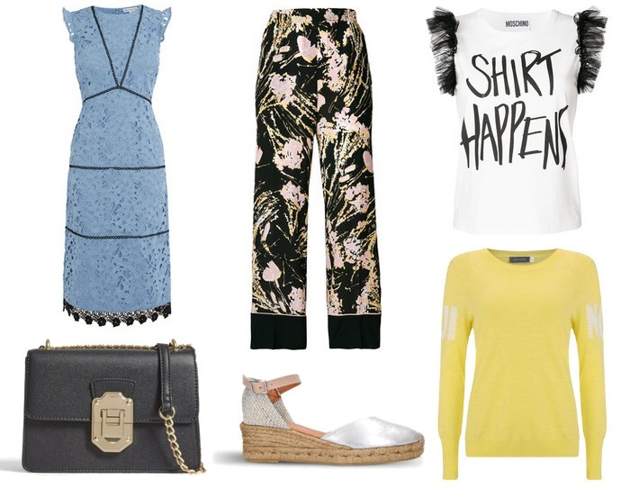 weekly shopping edit