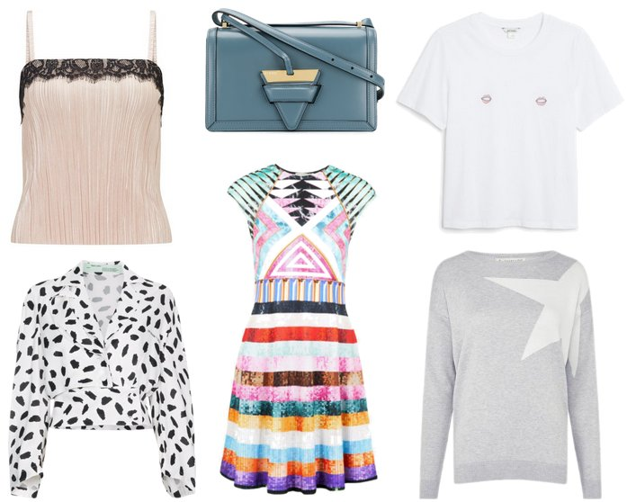weekly fashion edit