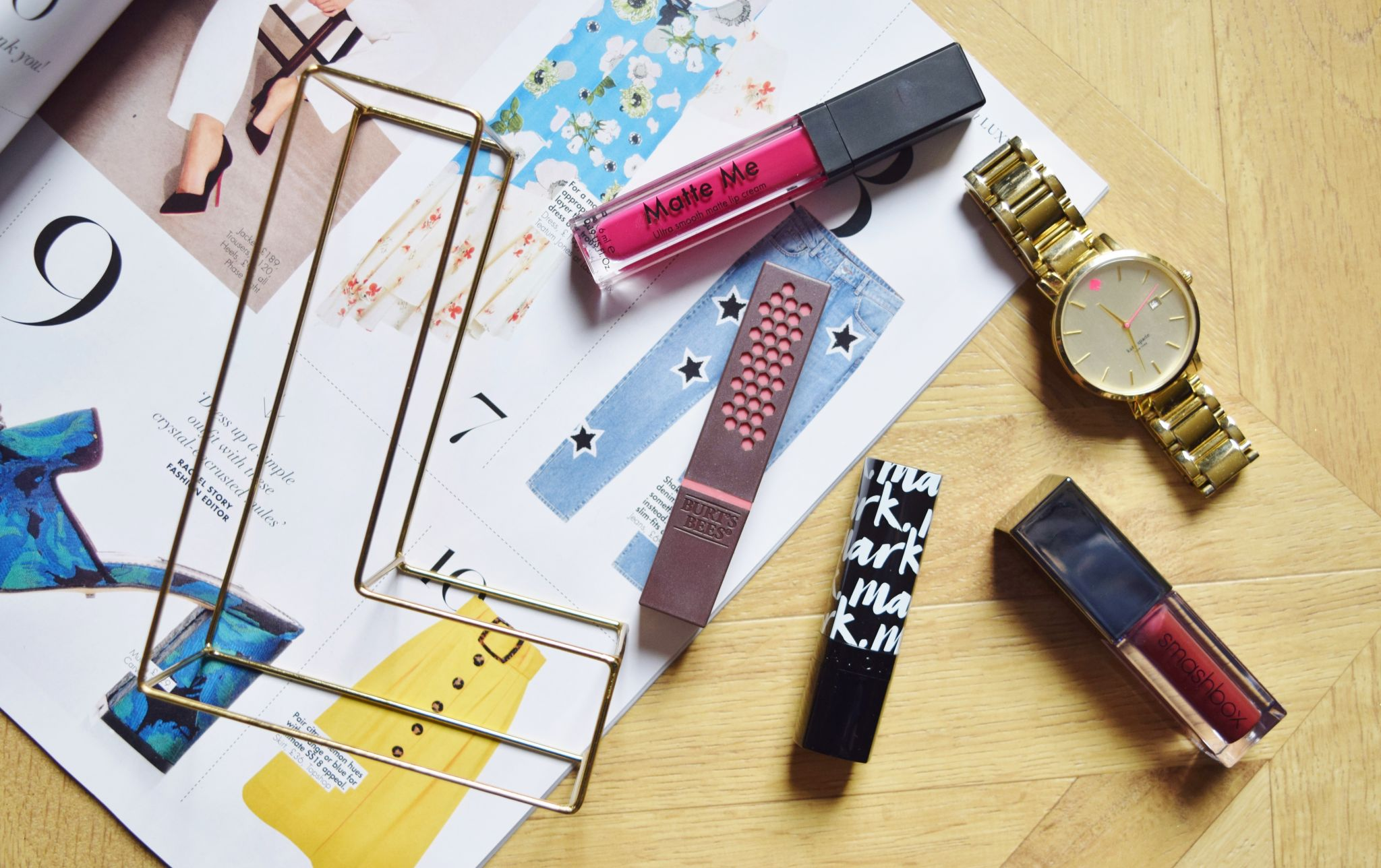 spring 2018 new lipsticks