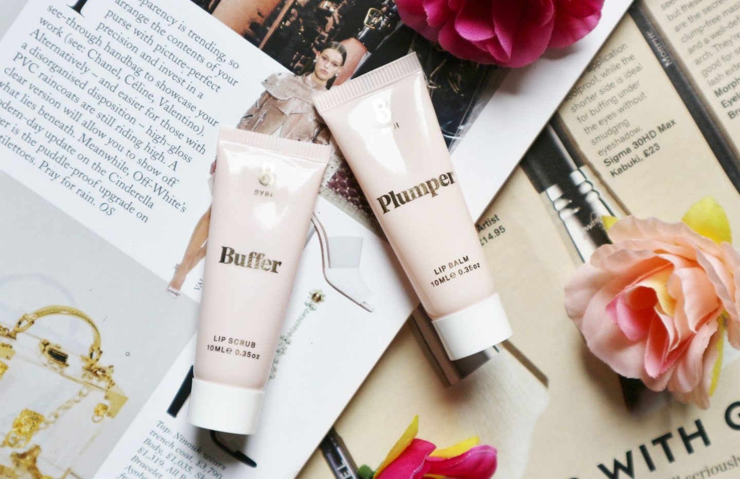 Bybi Beauty Lip Buffer and Lip Plumper
