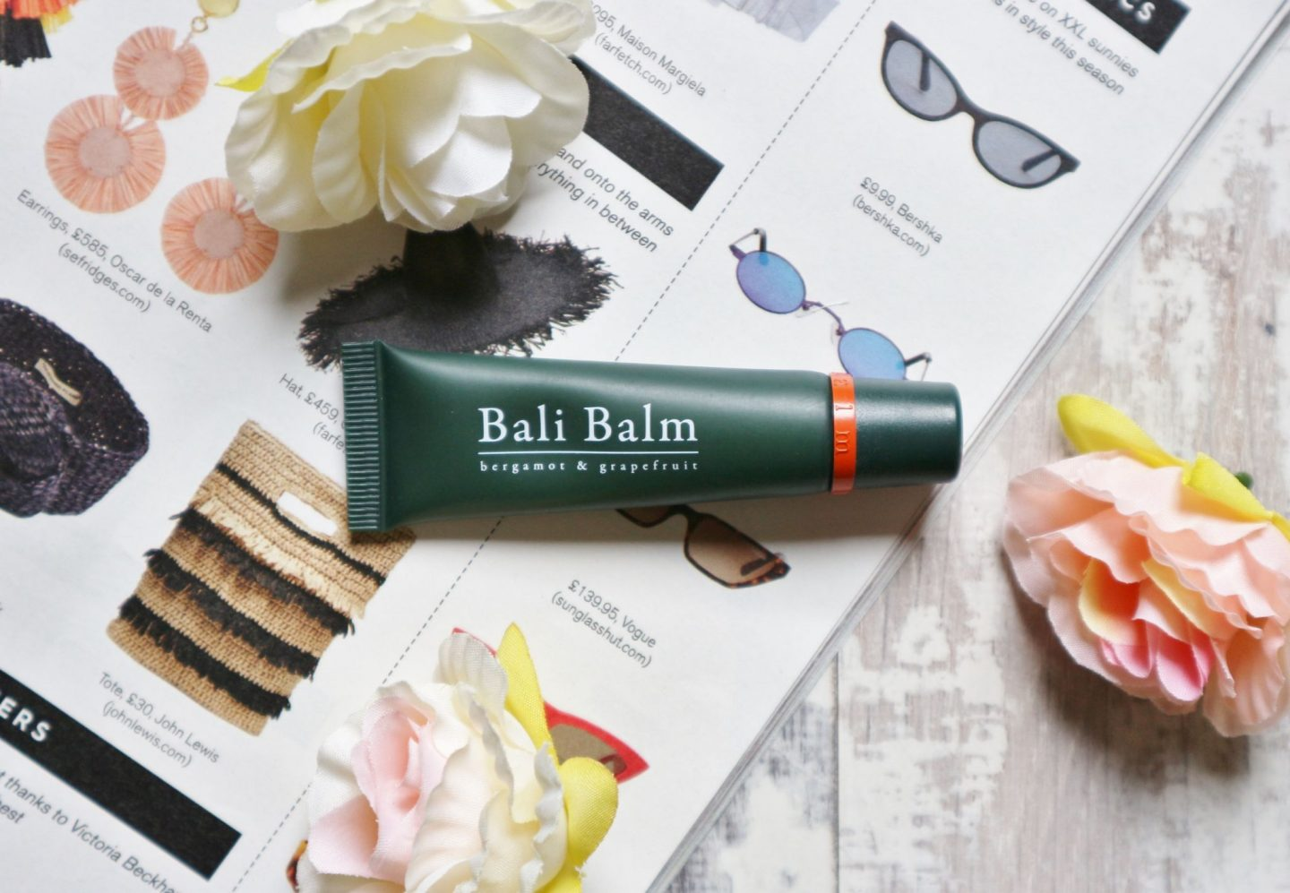 Bali Balm in Bergamot and Grapefruit