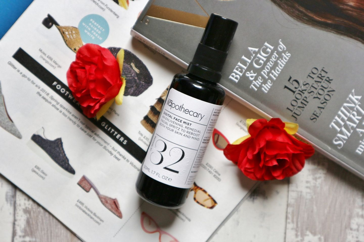 ilapothecary Digital Face Mist