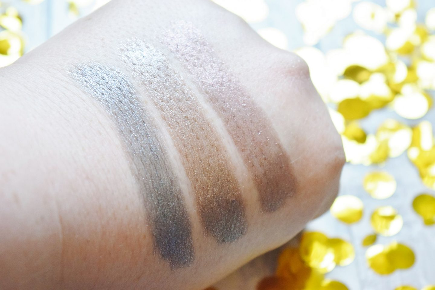 Bobbi Brown Long-Wear Sparkle Sticks swatches