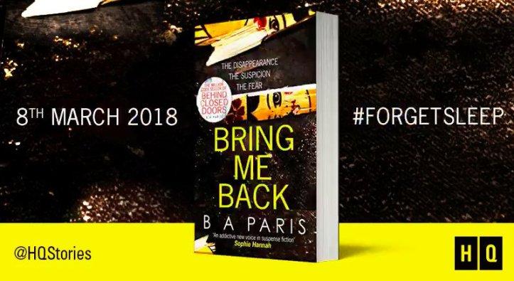 bring me back ba paris