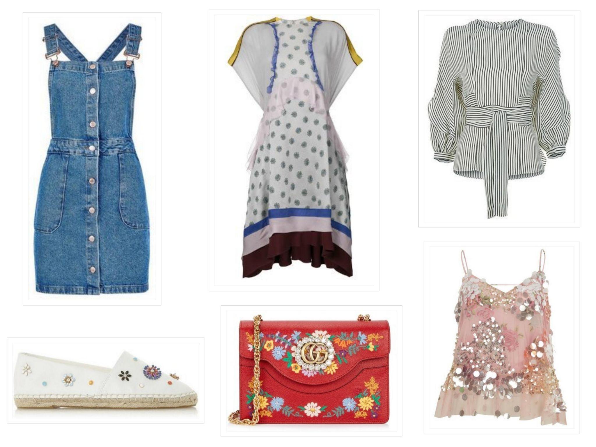 spring fashion edit
