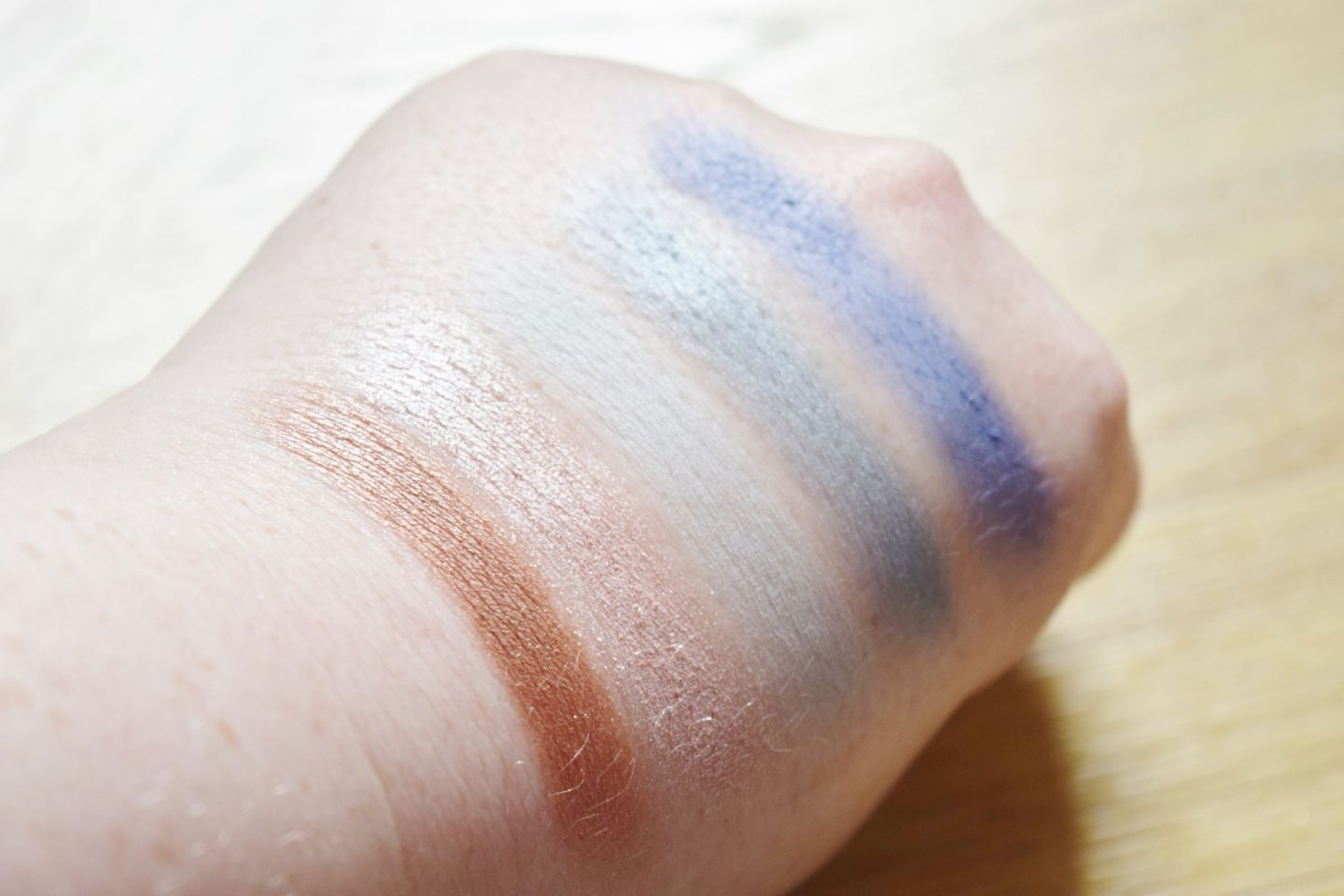 Models Own Celestial Enchanted Palette swatches
