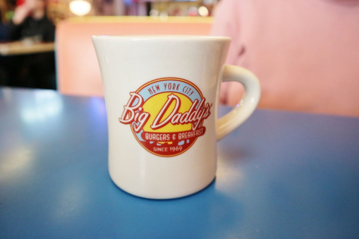 big daddys nyc mug