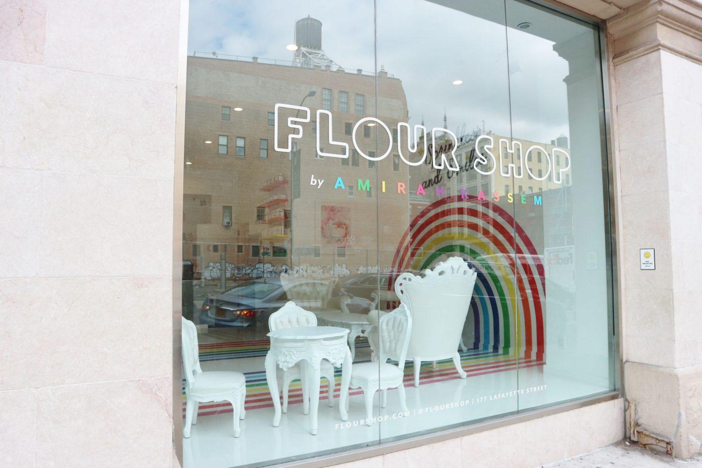 flour shop bakery new york