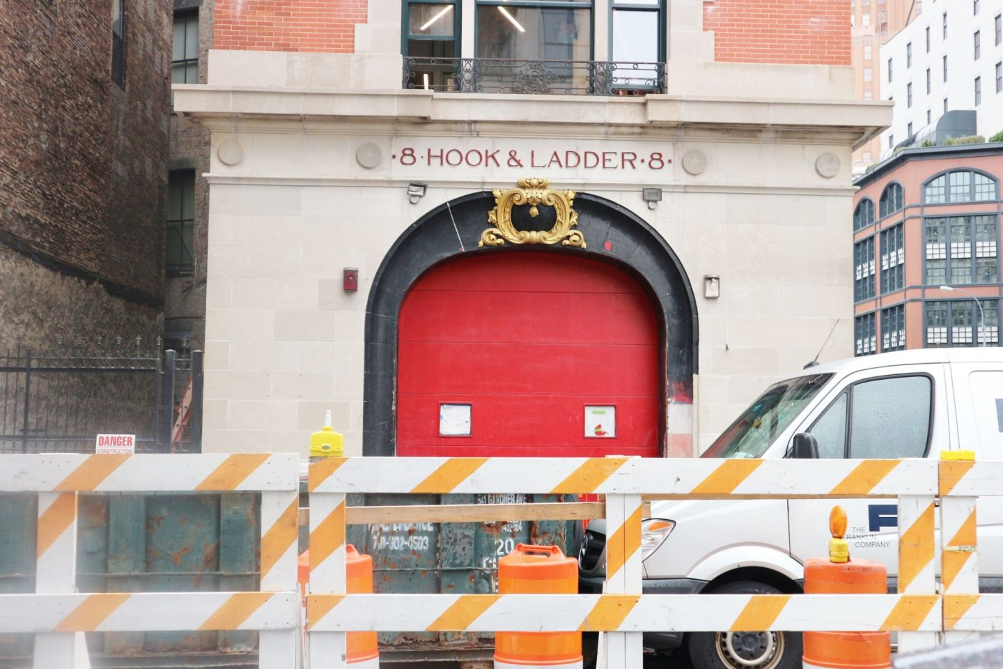 ghostbusters fire station new york
