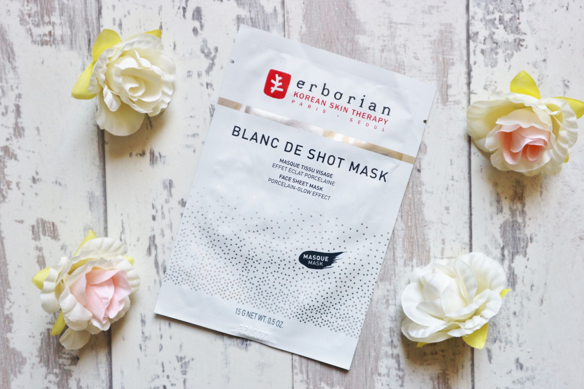 Erborian Blanc Brightening Shot Mask