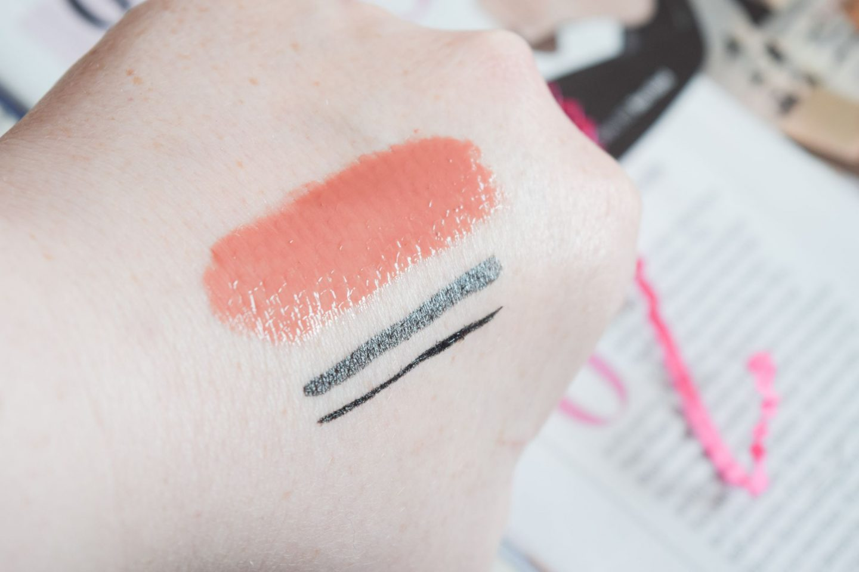 karl lagerfeld + modelco lip gloss in ramatuelle